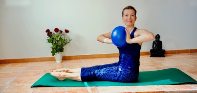Ilot Pilates - Spine Twist