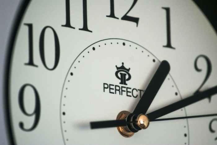 alarm clock business clock close up